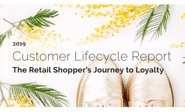 Retailer Shopper Journey Report Cover 2019: All retailers aim to make loyal shoppers out of new customers. But what attracts consumers to your brand and keeps them coming back until they're loyal? The sweet spot in retail marketing is finding those moments that shoppers are most open to influence in it