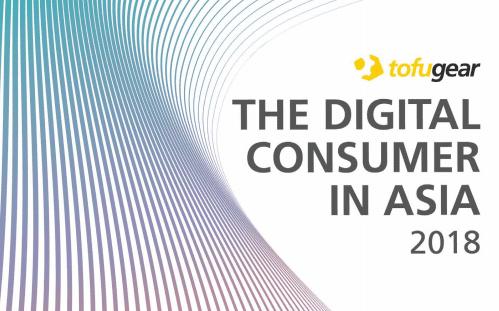 Digital Consumer in Asia 2018 Report Cover