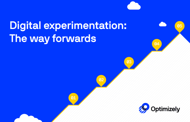 What is Digital Experimentation? eBook - digital experimentation shows you what your customers really want, as opposed to what you think they might want