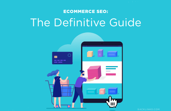 The most comprehensive guide to Ecommerce SEO online from Backlinko - If you want to get more targeted traffic (and customers) from search, you'll love this Ecommerce SEO: The Definitive Guide for 2019 and 2020