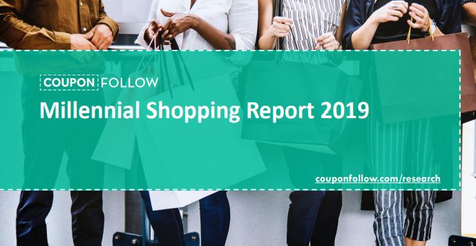 Millennials Shopping Report 2019