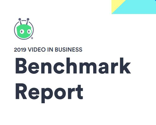 video in business report cover 2019