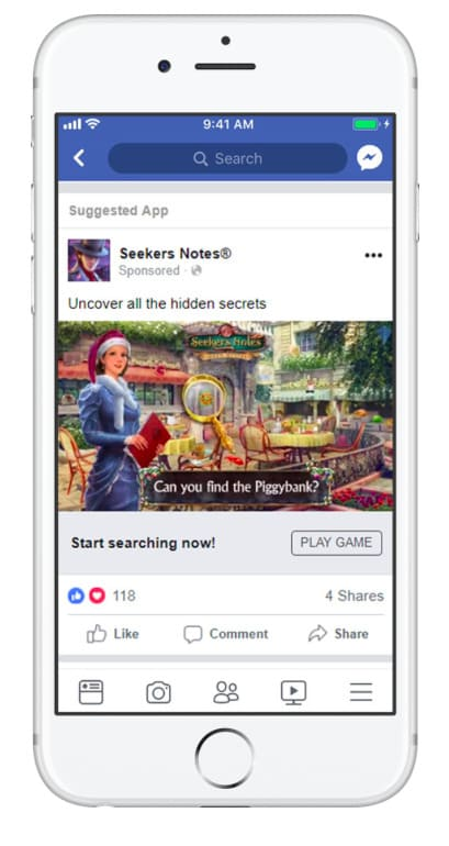 Score Big with Facebook Video Ads & Lookalike Audiences | MyTona Case Study