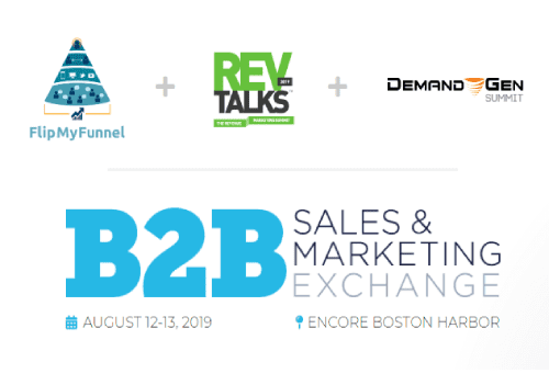 If you struggle with sales & marketing, cross-organizational alignment, or want to improve your business success in 2020, B2B Sales & Marketing Exchange Event in USA is perfect for you