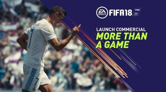 Best Digital Marketing Campaigns in the UK - FIFA Marketing Campaign: More Than a Game
