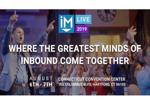 Connecticut's Largest Digital Sales & Marketing Conference [IMPACT Live 2019]