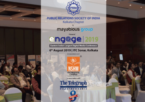 The Biggest Public Relations Events in India. Public Relations Society of India Conference: PRSI Engage 2019