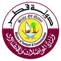 Qatar MOTC logo