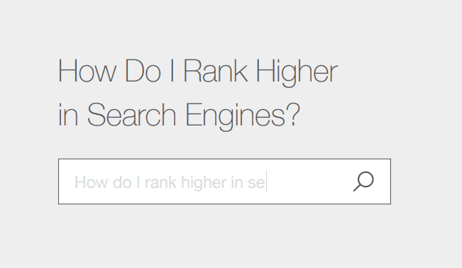 How Do I Rank Higher In Search Engines? A 34-page guide will answer all your questions about improving your rank in search engines