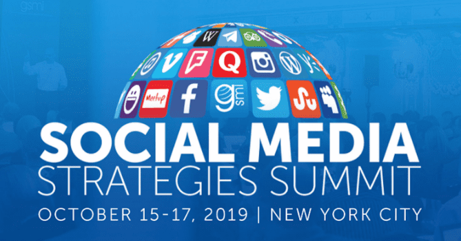 The US Social Media Strategies Summit (SMSS) is the premier platform in 2019 for solution & service providers to engage directly with a targeted audience of decision-making marketers