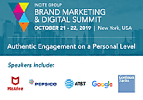 Brand Marketing & Digital Summit 2019 is an exclusive, invitation-only CMO led event for brand, digital and content marketing professionals.