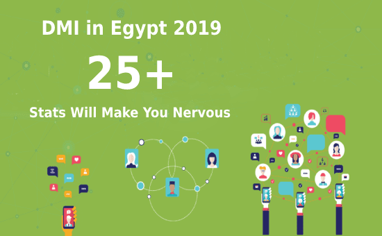 25+ Stats about Digital Marketing Insights in Egypt 2019. We've outlined a number of stats and insights that have cropped up in the Egyptian market recently based on a unique study conducted in 2018 on over 425 companies in Egypt by eMarketing Egypt, the leading digital marketing consulting firm in Egypt, to explore the full story about businesses use of digital marketing, and what brands should take into consideration in the year ahead. Some other stats are based on eMarketing Egypt's study conducted in 2017 on over 3,220 internet users in Egypt to fully discover the digital sphere in Egypt.