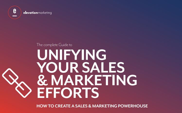 How to Create a Sales & Marketing Powerhouse Guide Cover
