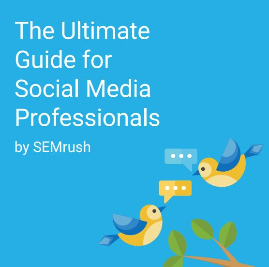 The Ultimate Guide For Social Media Professionals 2019
