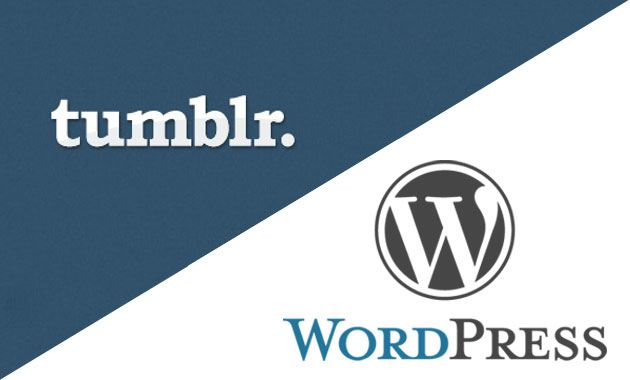 Automattic, owner of Wordpress, acquires Tumblr, a long-time friendly rival company, for what is reported to be very low sum.