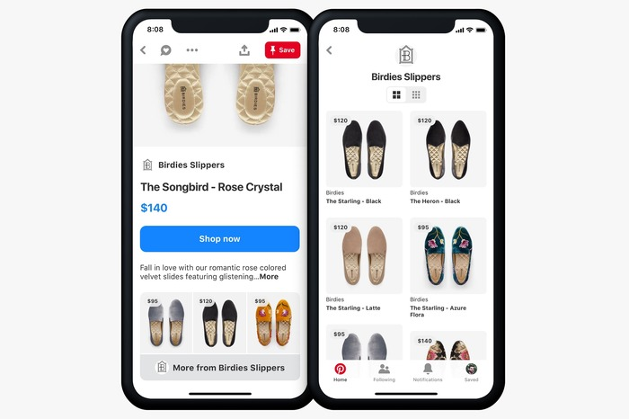 Pinterest is adding two new features meant to enhance the shopping experience of users, Personalized Shopping Hubs and Browsable Catalogs.