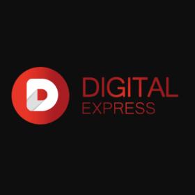 Digital Express Logo - Digital Marketing Agency Dubai   DMC