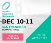 Growth Marketing Conference 2019 | San Francisco, USA 1 | Digital Marketing Community