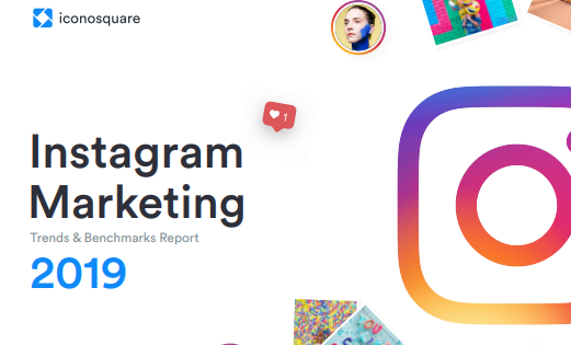 Instagram Marketing Report Cover 2019