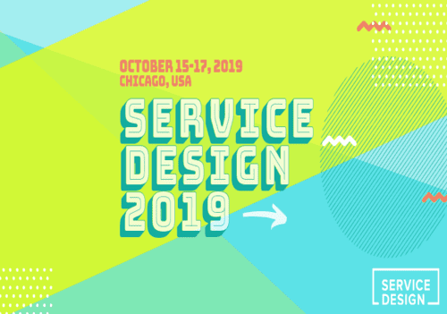 Service Design 2019 is one of the largest design thinking conferences that optimizing the customer experience through holistic service design