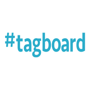 Tagboard is a top social media management software that allows businesses to collect multiple social media contents and categorize them using hashtags