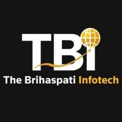 The Brihaspati Infotech logo, the brihaspati infotech jobs, brihaspati infotech interview questions, the brihaspati infotech pvt ltd mohali sas nagar, brihaspati infotech facebook