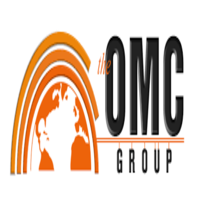 The OMC Group logo, omc website, google department omc