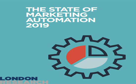 The State of Marketing Automation Report 2019 --Cover