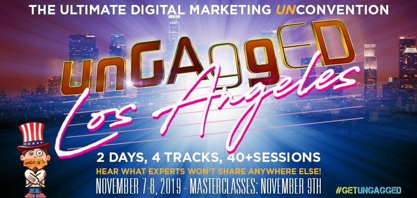 UnGagged Los Angeles 2019
