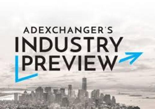 AdExchanger's Industry Preview 2020 is an annual event that focuses on the future of the fast-changing industry, including advertising and marketing technology trends