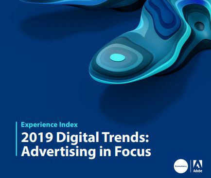 Adobe Digital Trend Advertising-Focus-2019-report-cover