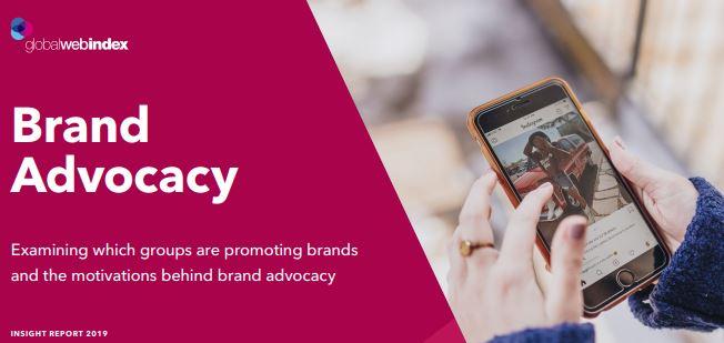 Brand Advocacy Report Cover 2019