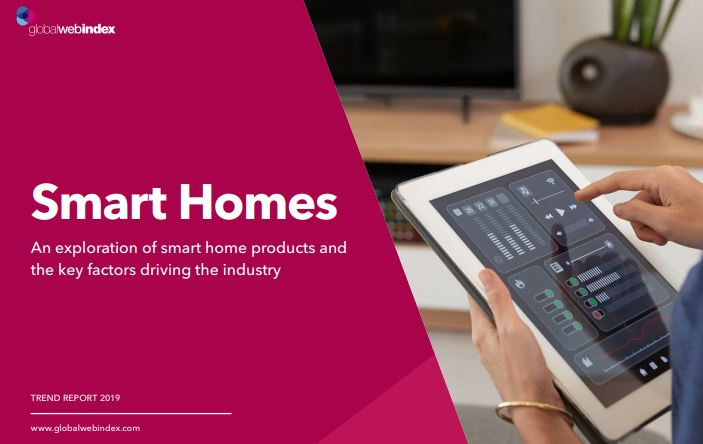 Smart Home Devices Adoption Report Cover 2019