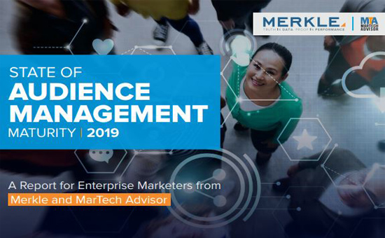 State of Audience Management Maturity Report Cover 2019
