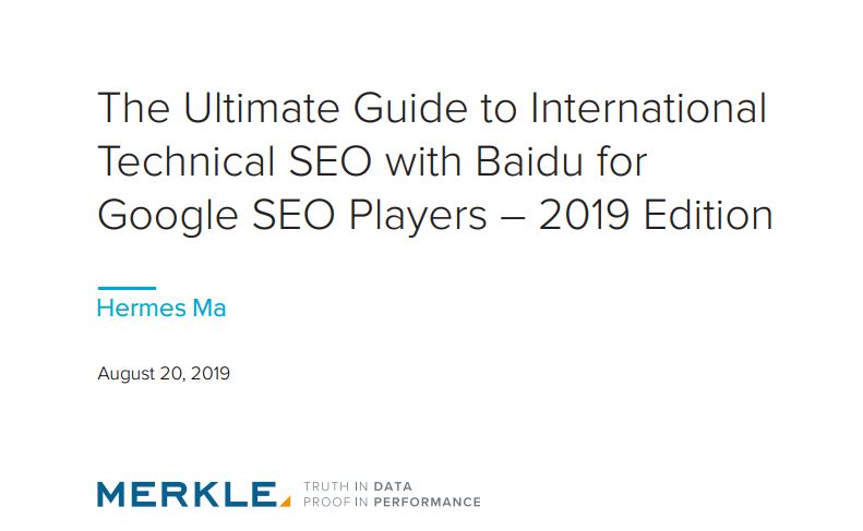 The_Ultimate_Guide_to_International_Technical_SEO_with_Baidu_for_Google-Players-2019 Cover