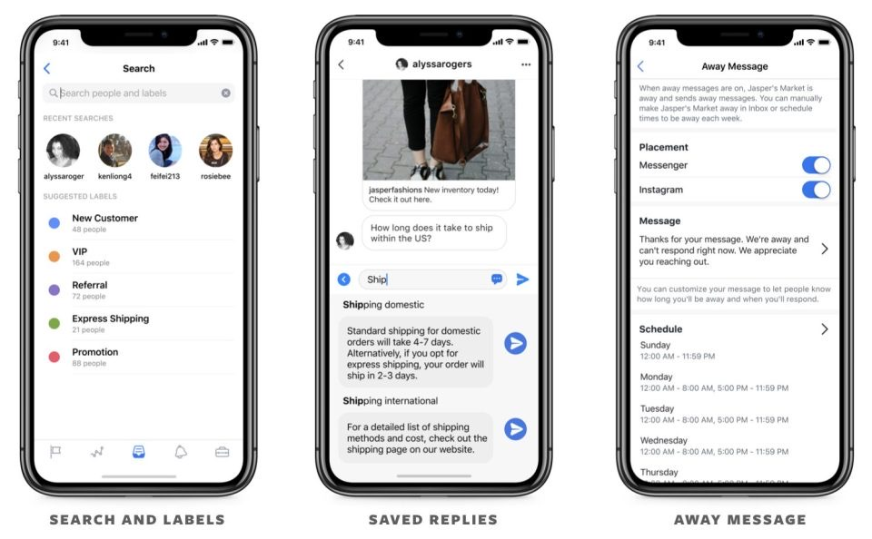 Facebook has released several new tools to assist businesses with their holiday season marketing efforts to reach more shoppers on social media.