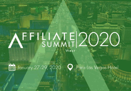 Affiliate Summit West 2020 | Las Vegas, NV affiliate conference 2020