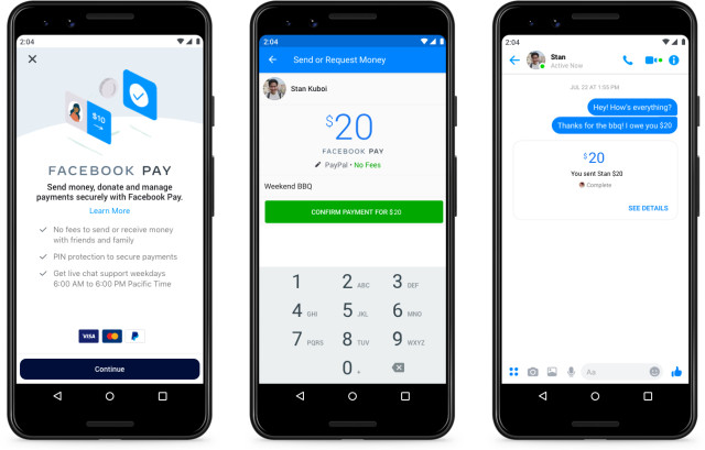 Facebook announces the launch of Facebook Pay. The new payment method presents part of Facebook's efforts to make eCommerce more convenient for users.
