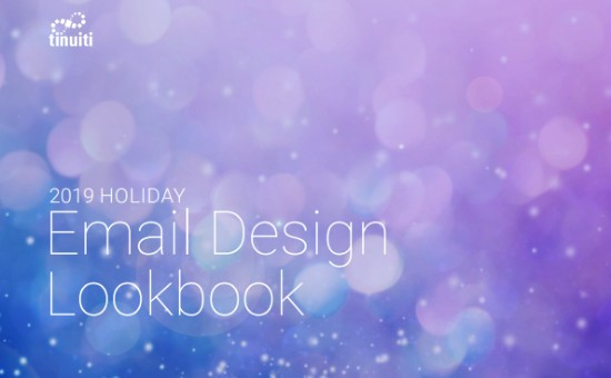2019 Holiday Email Design Lookbook | Tinuiti - Ideas for Holiday Email Design