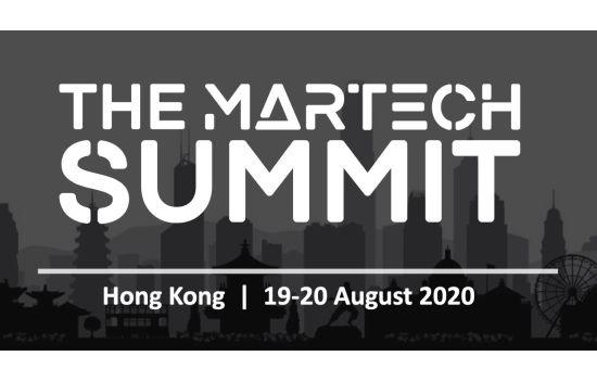 The Martech Summit 2020 Hong Kong: Digital marketing events