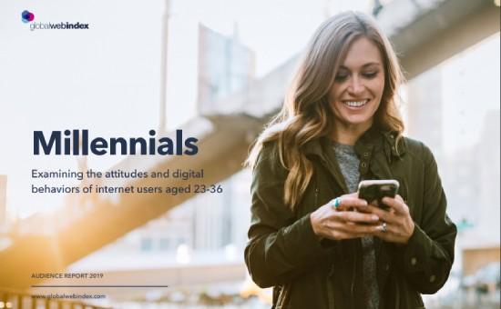 Millennials 2019 Report by GlobalWebIndex: Learn the millennials social media usage and how to target millennials