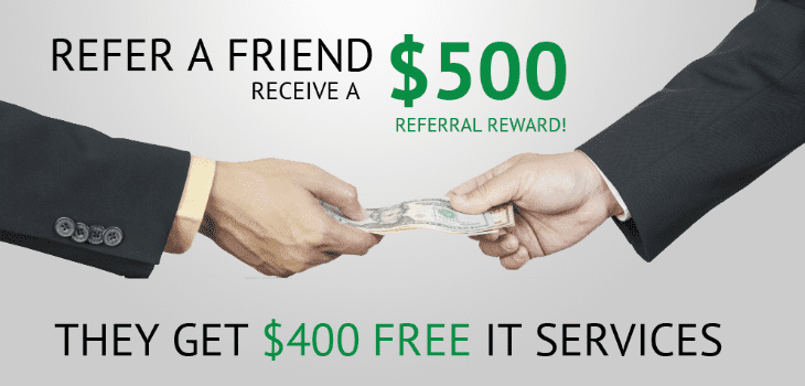 An Example for Referral Rewards