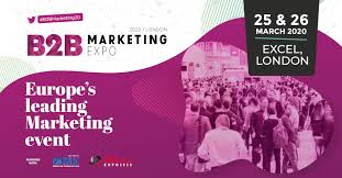 B2B Marketing Expo 2020 1 | Digital Marketing Community