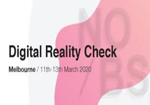 Don't miss a amazing digital reality check in Melbourne | DMC