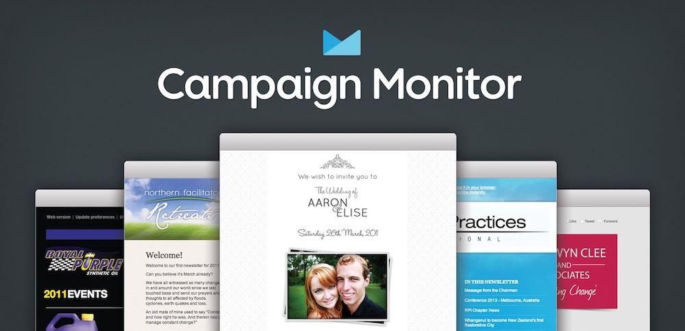 Campaign Monitor 1 | Digital Marketing Community