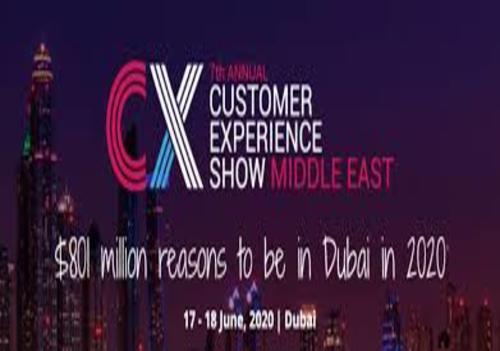Don't miss the #1 CX conference 2020 in Dubai | DMC