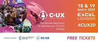 The Customer & User Experience Expo 2020 1 | Digital Marketing Community