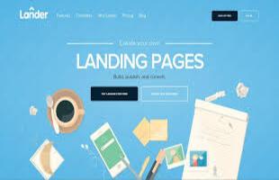 Lander App : World's Leading Landing Page tool | DMC