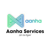 Aanha Services logo: Best Digital Marketing Agency in Delhi |DMC