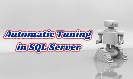 Automatic SQL Tuning